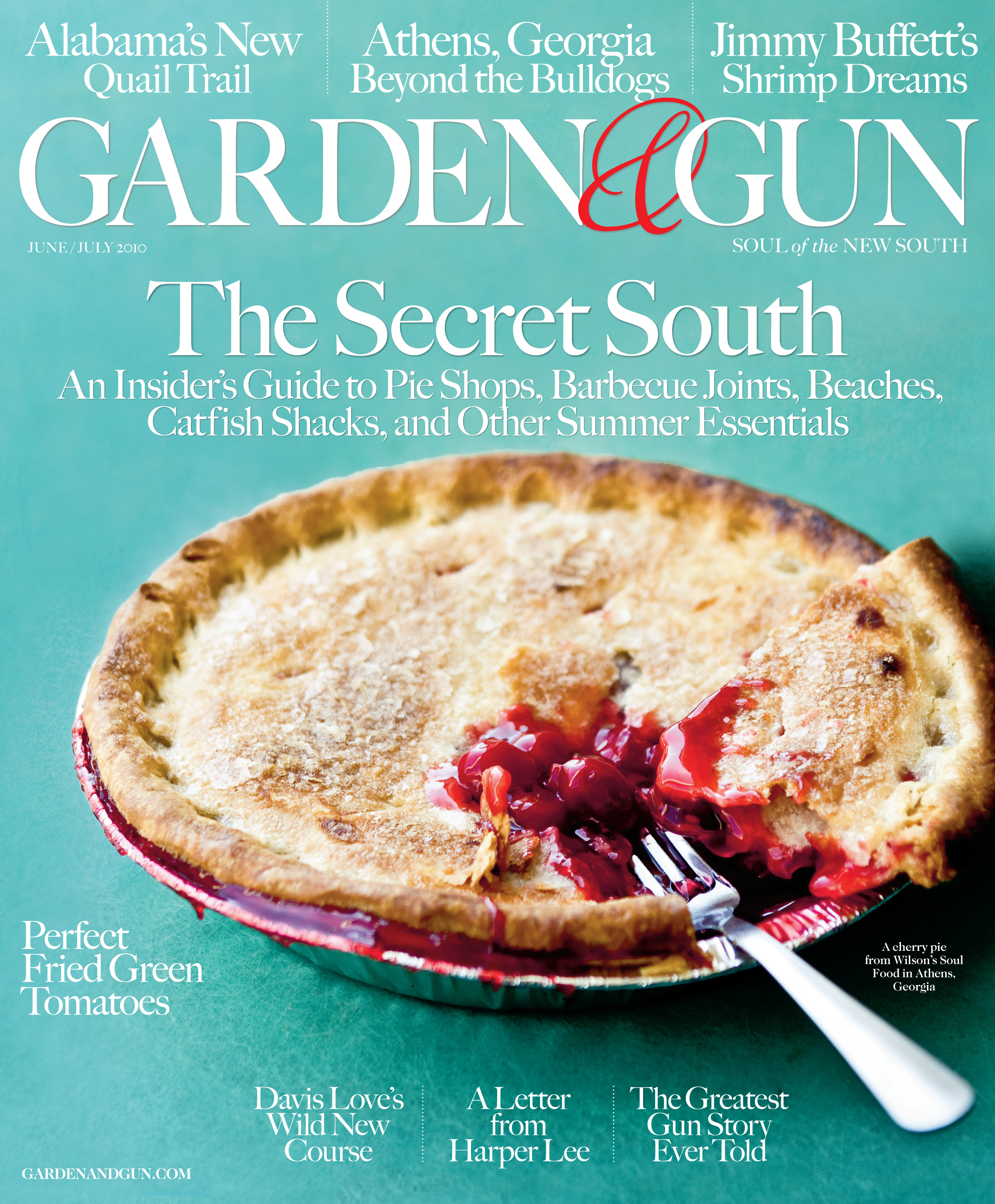 Good Editorial Insider U2013 Why Garden U0026 Gun Really Is The Soul Of The South.