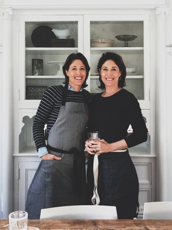 Sister chefs Mary & Sara